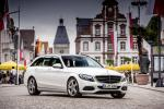 Mercedes-Benz C250 BlueTec Exclusive Line Estate 2014 года