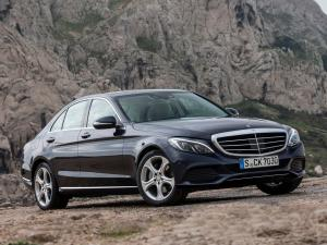 2014 Mercedes-Benz C250 BlueTec Exclusive Line