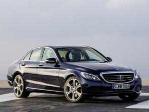 Mercedes-Benz C300 BlueTec Hybrid Exclusive Line 2014 года