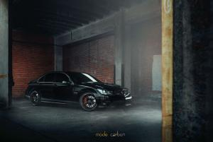 2014 Mercedes-Benz C63 AMG Edition 507 by Mode Carbon