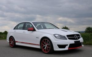 2014 Mercedes-Benz C63 AMG Edition 507 by Performance Studio