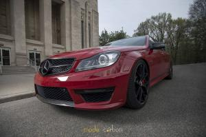 2014 Mercedes-Benz C63 Edition 507 by Mode Carbon
