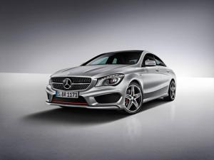 Mercedes-Benz CLA250 Sport Package Plus 2014 года