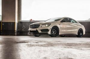 2014 Mercedes-Benz CLA250 by RevoZport