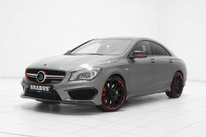 Mercedes-Benz CLA45 AMG by Brabus 2014 года