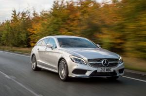 Mercedes-Benz CLS350 BlueTec Shooting Brake AMG Sport Package 2014 года