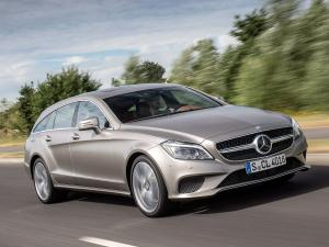 2014 Mercedes-Benz CLS350 BlueTec Shooting Brake