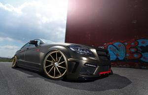 2014 Mercedes-Benz CLS350 CDI by Fostla.de