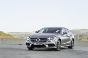 2014 Mercedes-Benz CLS400 Shooting Brake AMG Sports Package