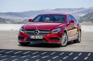 Mercedes-Benz CLS500 4Matic AMG Sports Package 2014 года