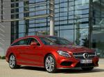Mercedes-Benz CLS500 Shooting Brake AMG Sports Package 2014 года
