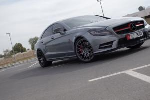 2014 Mercedes-Benz CLS500 by D2Forged Wheels