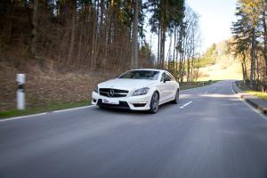 2014 Mercedes-Benz CLS63 AMG 4Matic by KW Tuning