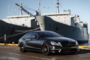 2014 Mercedes-Benz CLS63 AMG S Black by Mode Carbon