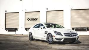 2014 Mercedes-Benz CLS63 AMG by Brabus and Tag Motorsports