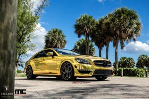 Mercedes-Benz CLS63 AMG by MC Customs 2014 года