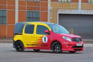 Mercedes-Benz Citan by Hartman Tuning