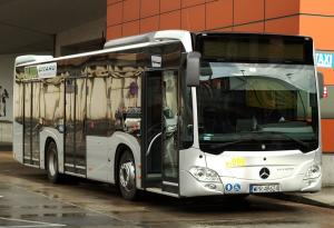 2014 Mercedes-Benz Citaro 40.000th