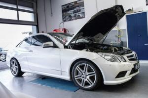 Mercedes-Benz E-Class Coupe 5.5 BiTurbo by Mcchip-DKR 2014 года