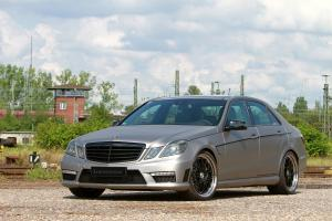 2014 Mercedes-Benz E-LM63-700 by Loewenstein