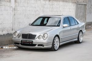 2014 Mercedes-Benz E55 AMG 4Matic by Vilner