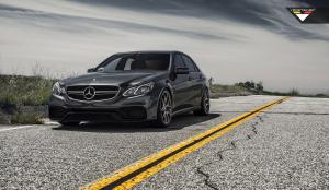 Mercedes-Benz E63 AMG S 4Matic by Vorsteiner 2014 года