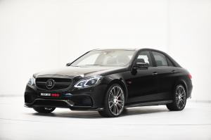Mercedes-Benz E63 AMG by Brabus 2014 года