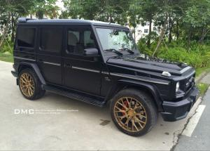 2014 Mercedes-Benz G-Class by DMC