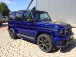 Mercedes-Benz G-Class by German Special Customs 2014 года