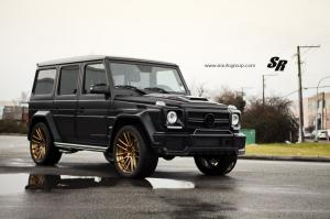 2014 Mercedes-Benz G-Wagon Gladiator by SR Auto Group