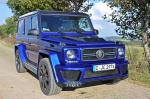 Mercedes-Benz G400 CDI by German Special Customs 2014 года