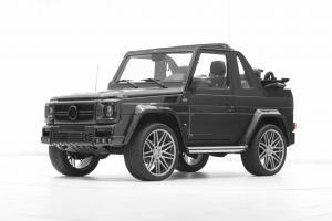 2014 Mercedes-Benz G500 Convertible by Brabus