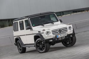 2014 Mercedes-Benz G500 Edition 35