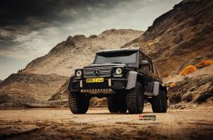 Mercedes-Benz G63 AMG 6x6 from Oman 2014 года