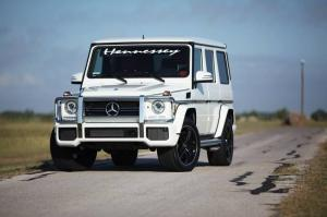 2014 Mercedes-Benz G63 AMG HPE700 by Hennessey