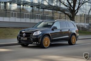 2014 Mercedes-Benz GL-Class by A.R.T. Tuning