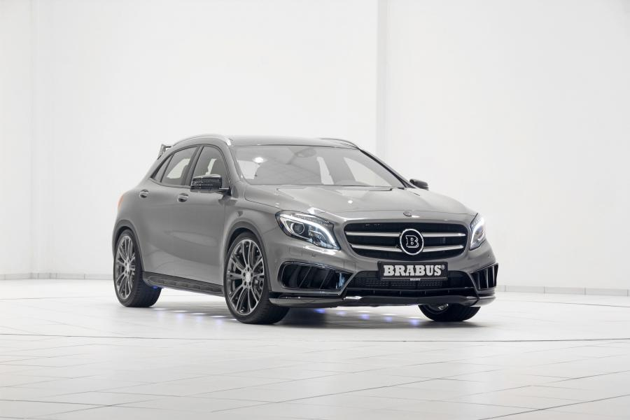2014 Mercedes-Benz GLA-Class AMG Sports Package by Brabus