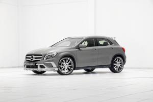 2014 Mercedes-Benz GLA-Class by Brabus
