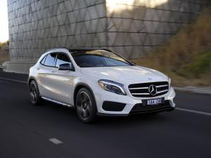 Mercedes-Benz GLA200 CDI AMG Sport Package 2014 года