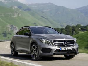 2014 Mercedes-Benz GLA250 4Matic AMG Sport Package