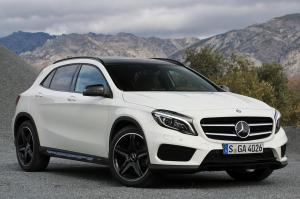 Mercedes-Benz GLA250 4Matic 2014 года