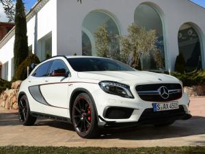 2014 Mercedes-Benz GLA45 AMG Edition 1