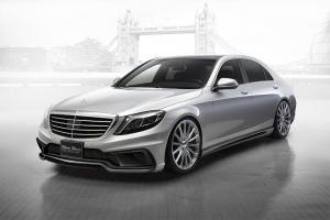 2014 Mercedes-Benz S-Class Black Bison by Wald