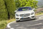 Mercedes-Benz S-Class Coupe Curve Control System 2014 года