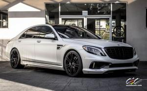 Mercedes-Benz S-Class by Carlsson on CEC Wheels 2014 года