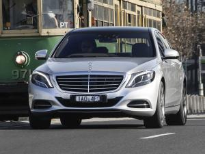 Mercedes-Benz S300 BlueTec 2014 года