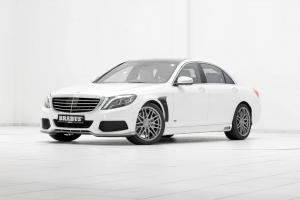 2014 Mercedes-Benz S500 B50 by Brabus