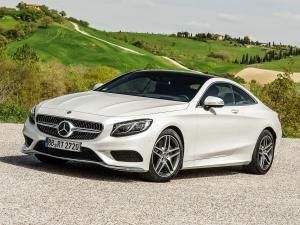 2014 Mercedes-Benz S500 Coupe 4Matic AMG Sports Package