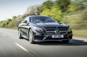 2014 Mercedes-Benz S500 Coupe AMG Line