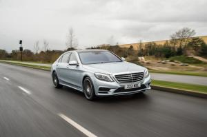 2014 Mercedes-Benz S500 Plug-In Hybrid AMG Sports Package